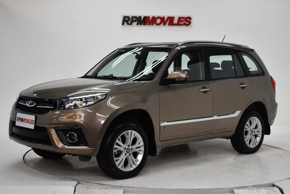 Chery Tiggo 3 Comfort 4x2 Manual 1.6 2018 Rpm Moviles