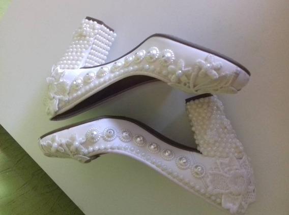Sapatos Personalizados Para Noivas