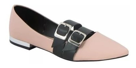 Zapato Balerina Casual Pink 2014 Pdca186533