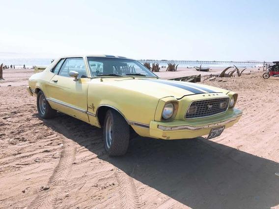Vendo Hermoso Ford Mustang Ii Del 74