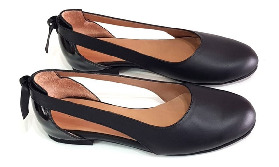 Chatitas Zapatos Moño Numero 41 42 43 44 Zinderella Shoes