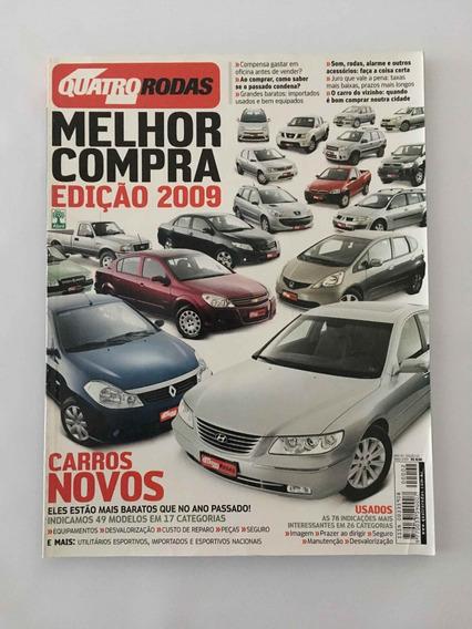 Revista Quatro Rodas - Maio 2009 - Nº 02 Hyundai Fit
