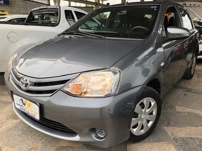 Toyota Etios 2015 1.3 16v X 5p 40000
