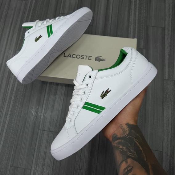 Tenis Zapatillas Lacoste Misano Hombre