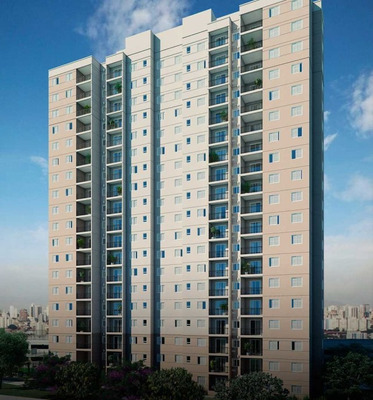 Apartamento 2 Dormitórios Merito Penha Zona Leste Sp