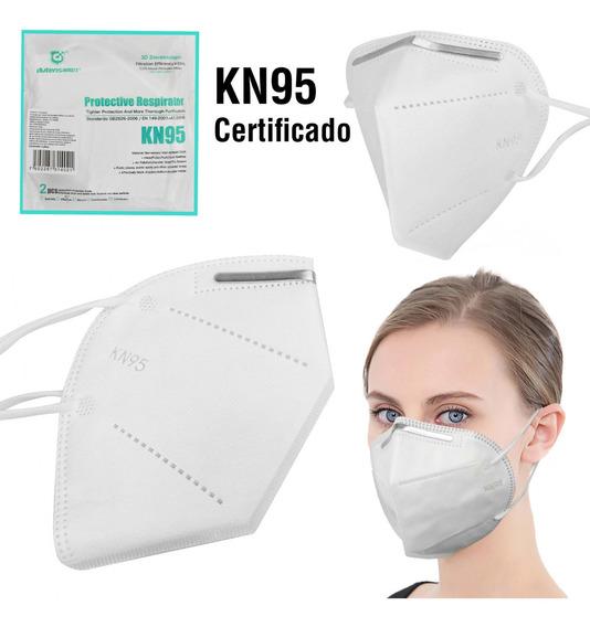 Cubrebocas N95 Mascarilla Kn95 Proteccion Virus Tapabocas