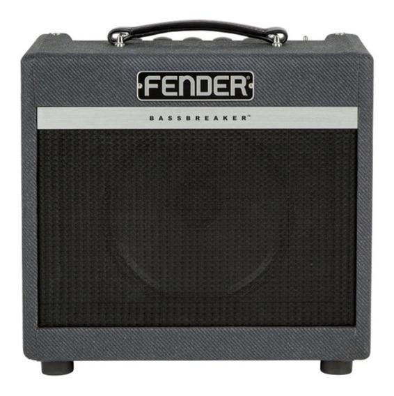 Amplificador De Guitarra Fender Bassbreaker 007 Celestion