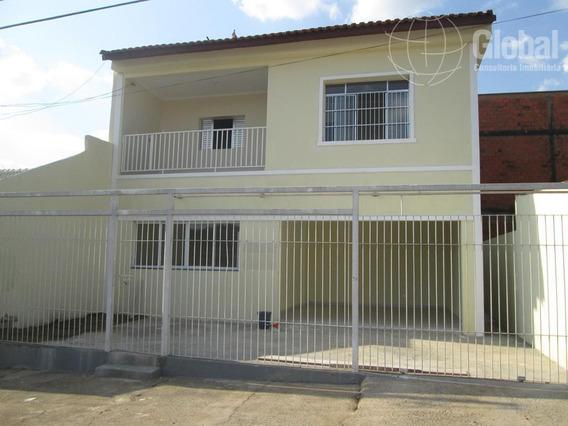 Sobrado Residencial À Venda, Jardim João Paulo Ii, Sumaré. - So0239