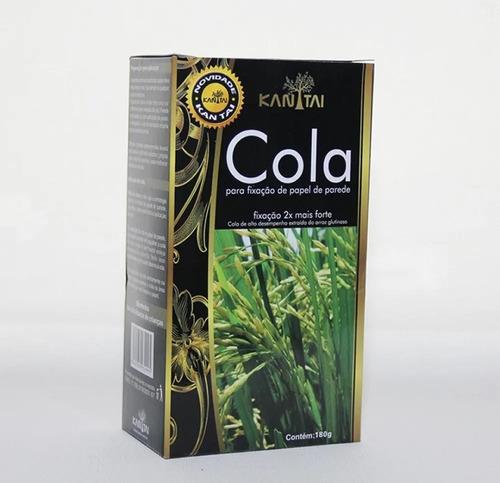Imagem 1 de 6 de Cola Para Papel De Parede Kantai - Instantânea - Arroz