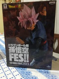 Figura Goku Black Rose Bampresto