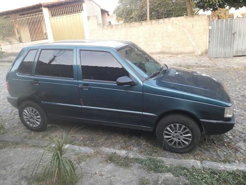 Imagem 1 de 3 de Fiat Uno 2001 1.0 Smart 5p Gasolina