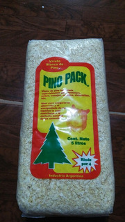 Viruta De Pino Pack X 10 Unidades.