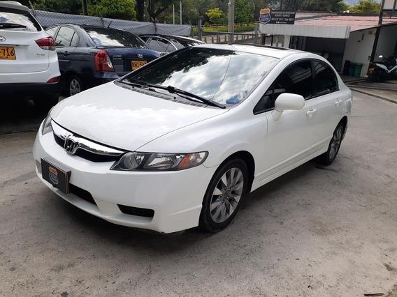 Honda Civic Ex S Sr At