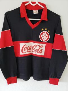 Camisa Goleiro Inter Perusso Anos 80