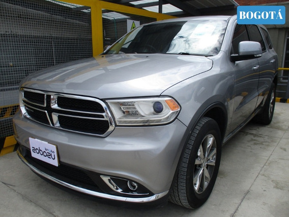 Dodge Durango Limited Plus 3.6 4x4 Ucz868