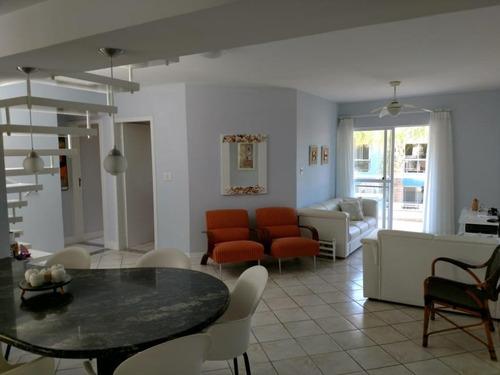 Imagem 1 de 12 de Cobertura Duplex Na Praia Dos Ingleses - Co0507