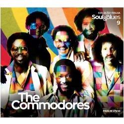 Cd The Commodores Coleção Folha Soul & Blues Novo