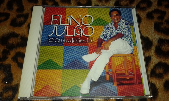 Cd Elino Julião - O Canto Do Seridó