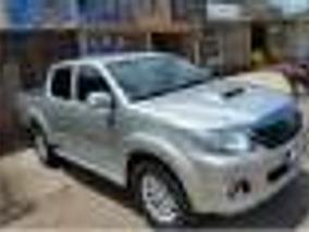 Toyota Hilux 3.0 Srv Top Cab. Dupla 4x4 Aut. 4p - Controle