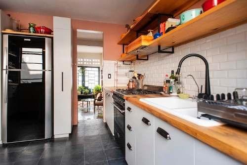 Casa En Renta Temporal En Condesa