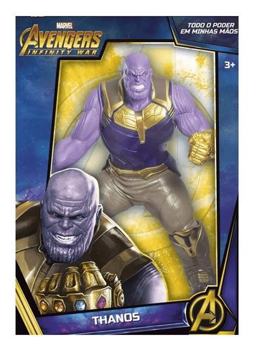 Imagem 1 de 5 de Boneco Gigante Thanos Vingadores Guerra Infinita Mimo Toys
