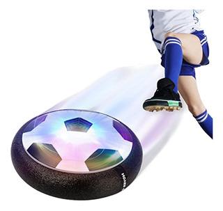 Pelota Aire Flotante Futbol Luces Y Musica Hover Ball Fc