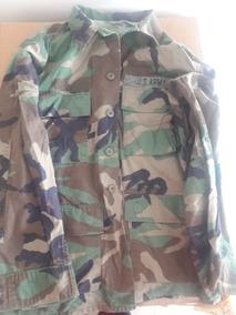 Camisa Militar 100% Original Del Ejercito