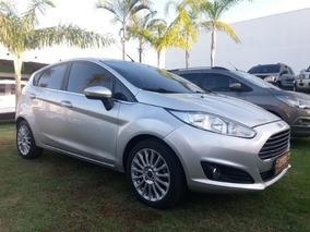 Fiesta Titanium 1.6 16v Flex Aut.