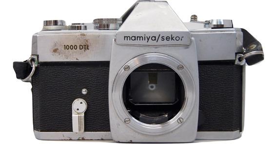 Câmera Analógica Mamiya Sekor