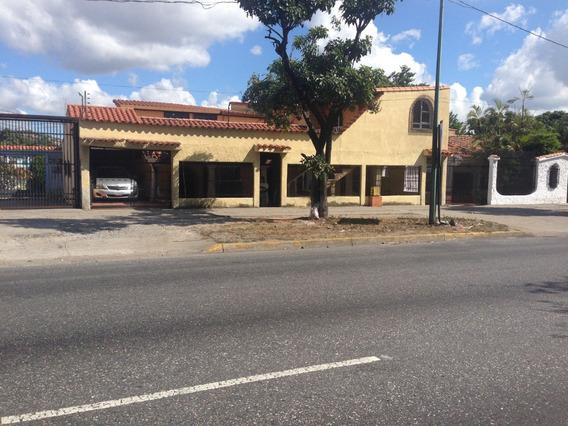 Casas Comerciales En Alquiler En Barquisimeto Lara, Mr