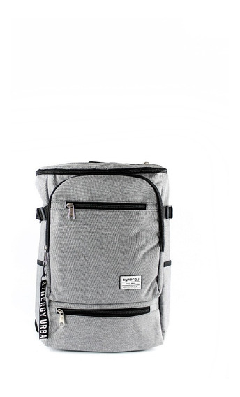 Bolso Synergy Street Smart 808 Gris 2018