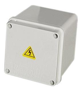 Caja Estanca 100x100x100mm Pvc