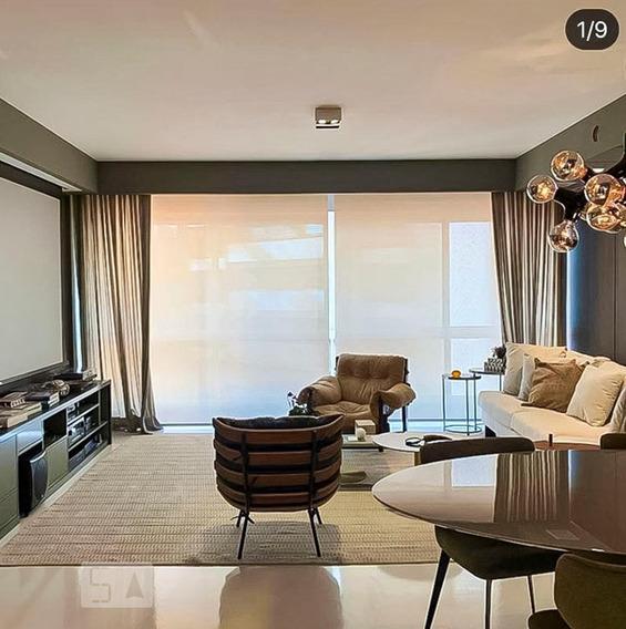 Apartamento Para Aluguel - Itaim Bibi, 2 Quartos, 117 - 893116427