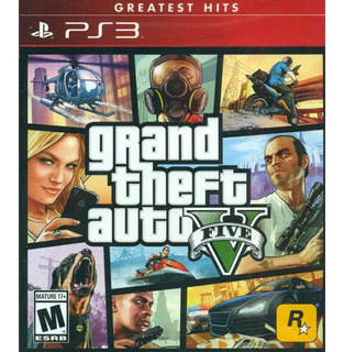 Grand Theft Auto San Andreas Ps3 Playstation Hd