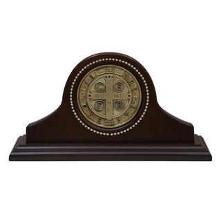 Jorvina/ Porta Medalla San Benito Con Piedra Dorada