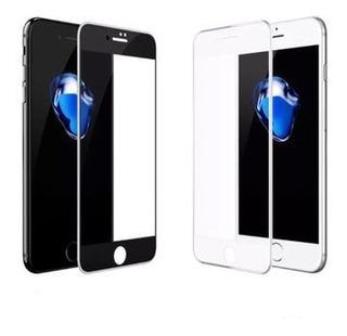 Mica Vidrio Completa iPhone 6s 6 7 8 Plus iPhone X 11