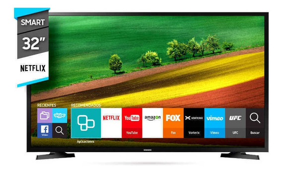 Smart Tv 32 Hd Samsung Un32j4290agcfv