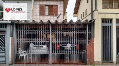 Casa Com 2 Dormitórios À Venda Por R$ 590.000 - Ponte Grande - Guarulhos/sp - Ca0044