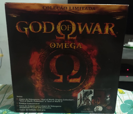 God Of War Omega Collection Ps3