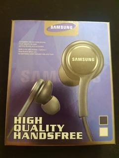 Fone De Ouvido Samsung Preto- High Quality Handsfree