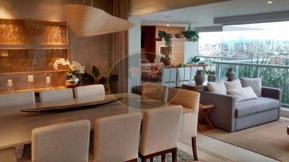 Apartamento Residencial À Venda, Santo Amaro, São Paulo. - Ap0905