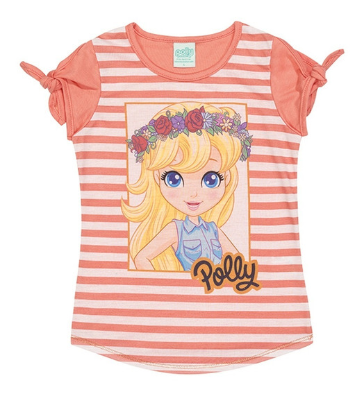 Blusa Polly Pocket
