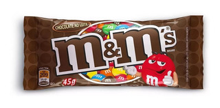 Confeito De Chocolate M&m