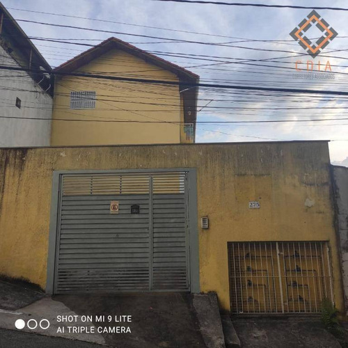 Casa Com 2 Dormitórios À Venda, 62 M² Por R$ 351.000,00 - Vila Império - São Paulo/sp - Ca3257