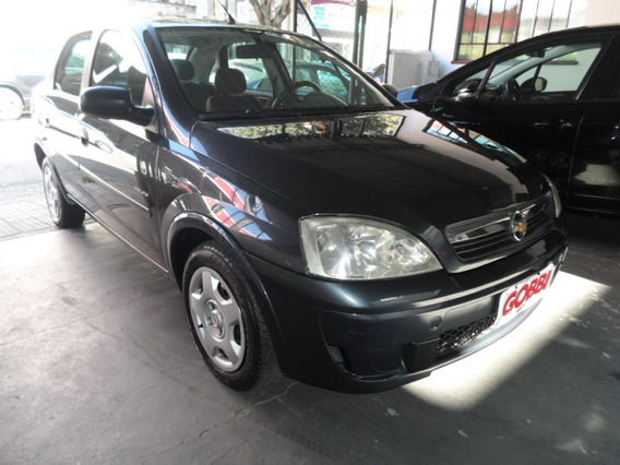 Gm / Corsa 1.4 Maxx Sedan 2008 Cinza