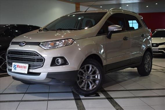 Ford Ecosport 1.6 16v Freestyle Flex Manual