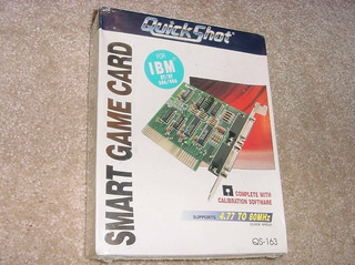 Placa Smart Game Card Isa - Quick Shot C/ (2) Saídas De Game