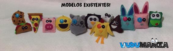 Llaveros Artesanales De Moda Juveniles Genial Para Mochilas