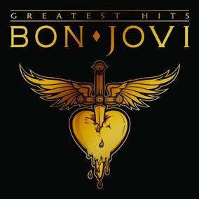Cd Bon Jovi - Greatest Hits / Melhores Sucessos