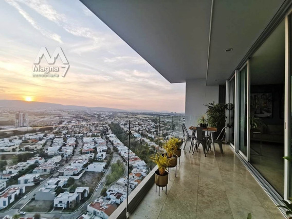 Penthouse En Venta Puerta De Hierro Andares ¡vista Inmejorable!